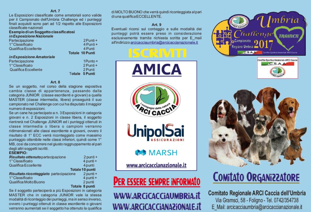 Umbria Challenge 2017 Arcicaccia Umbria